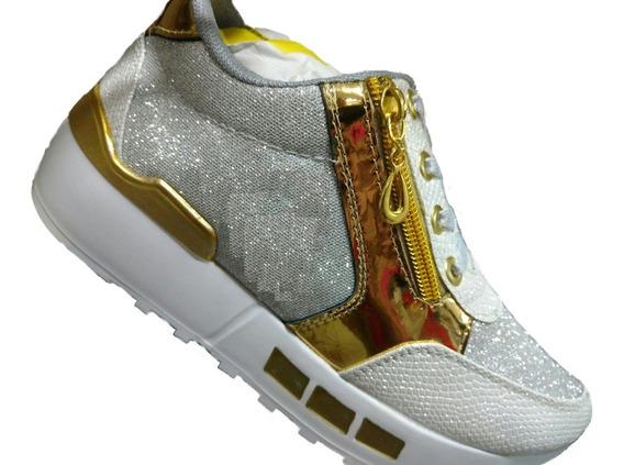 Zapato Deportivo Para Jovenes Moda Juvenil Mujer Envío Grati