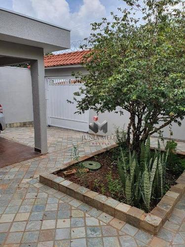 Imagem 1 de 24 de À Venda, Por R$ 414.000 Casa Com 3 Dormitórios  126 M²  - Jardim Castelo Branco - Ribeirão Preto/sp - Ca0562
