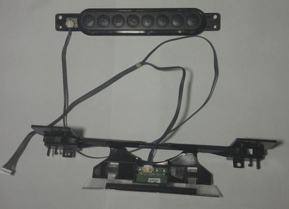 Placa Comandos + Sensor E Cabos Tv Lg 42la6200 Frete Barato!