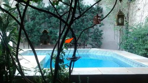 Casa À Venda, Condomínio Villa Tambaú, Jd. Botãnico, Ribeirão Preto - Ca0854