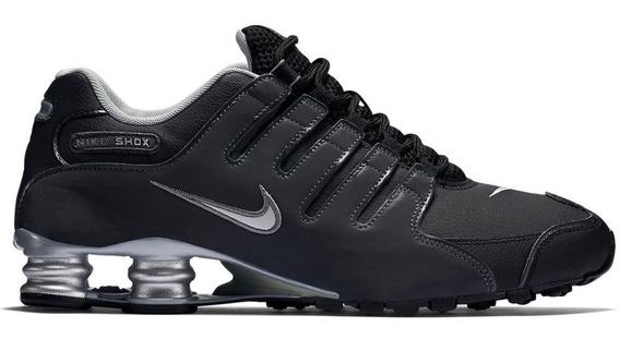 Tenis Nike Shox Nz Eu #4 Al 31 Mx Originales Buen Fin