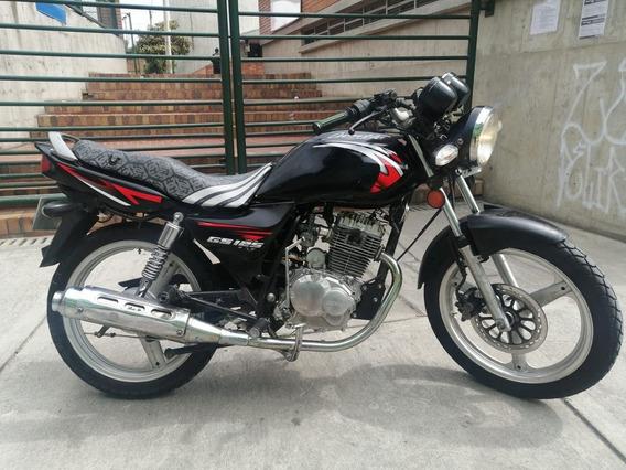 Moto Jincheng 125cc Tipo Suzuki Gs Barata $999.999 Bogota