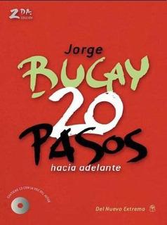 20 Pasos Hacia Delante - Con Cd - Jorge Bucay