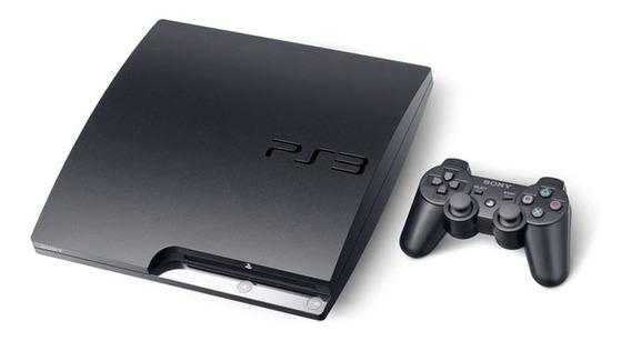 Console Playstation 3 Ps3 Desbloqueado 1tb
