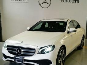 Mercedes-benz Clase E 2.0 200 Cgi Exclusive At 2018