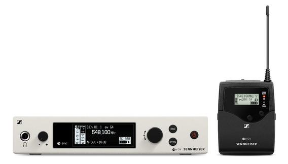 Ear Phone Sennheiser Ew300-2in1 G4