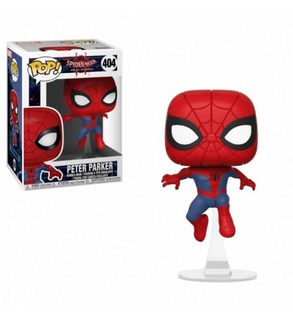 Funko Pop Animated Peter Parker 404 Spiderman Marvel Baloo T