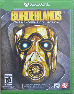 Borderlands The Handsome Collection Xbox One Infinity Games