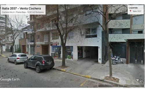 Venta Cochera Italia 2000 Rosario