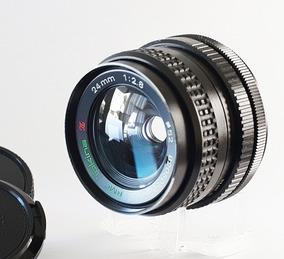 Lente Tokina 24mm F 2.8 Encaixe Canon Fd Mount