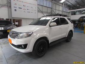 Toyota Fortuner Urbana Mt 2700cc Aa Ab Abs