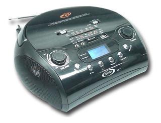 Reproductor Usb Sd Mp3 Radio Am Fm Aux. Celular Bateria