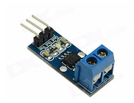Sensor De Corrente Acs712 20a Arduino - 0032