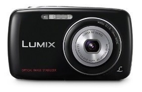 Maquina Fotografica Dmc-s1 Lumix - Panasonic Usada