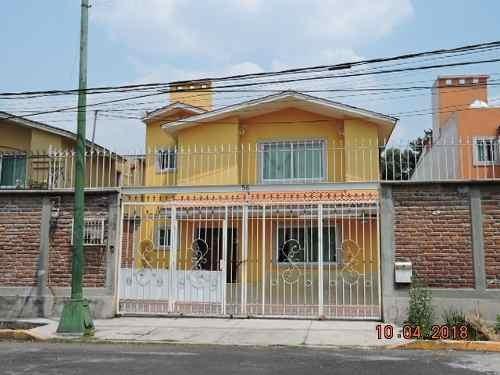 Se Renta Casa En Col: Rinconada Coapa