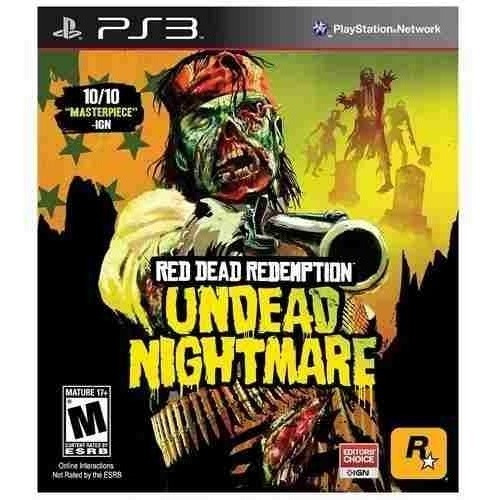 Red Dead Redemption + Undead Nightmare Ps3 - Psn Digital