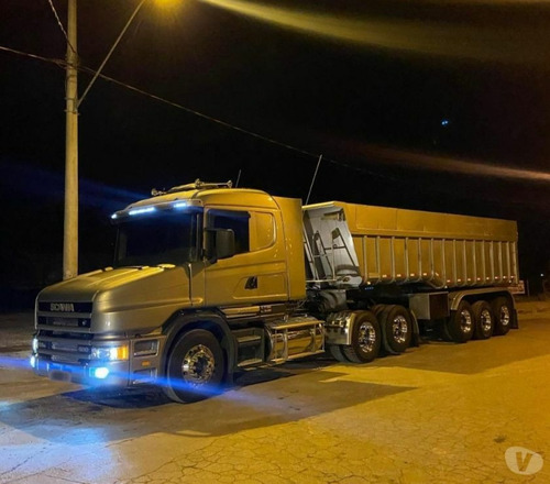 Imagem 1 de 9 de Scania  124