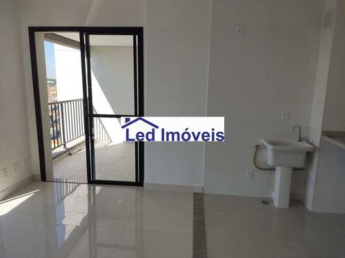 Imagem 1 de 19 de Apartamento Com 1 Dorm, Jardim D'abril, Osasco - R$ 255 Mil, Cod: 1025 - V1025