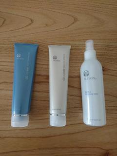 Cremas Corporales + Spray Napca - Nuskin - Envío Gratis