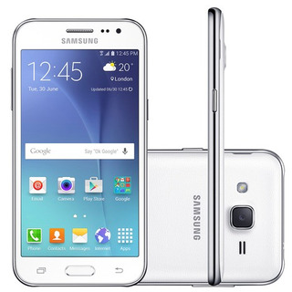 Samsung Galaxy J2 J200 Duos 8gb 4g 5 Mp - Novo