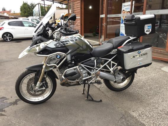 Moto Bmw 1200gs Año 2014