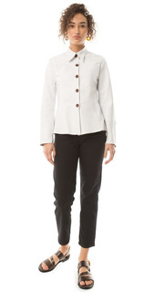 Camisa Madelaine Blanca Las Pepas