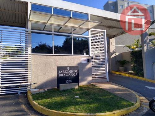 Imagem 1 de 18 de Apartamento Com 2 Dormitórios À Venda, 72 M² Por R$ 419.950,00 - Residencial Das Ilhas - Bragança Paulista/sp - Ap0874