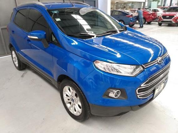 Ford Ecosport Suv 5p Titanium L4/2.0 Aut
