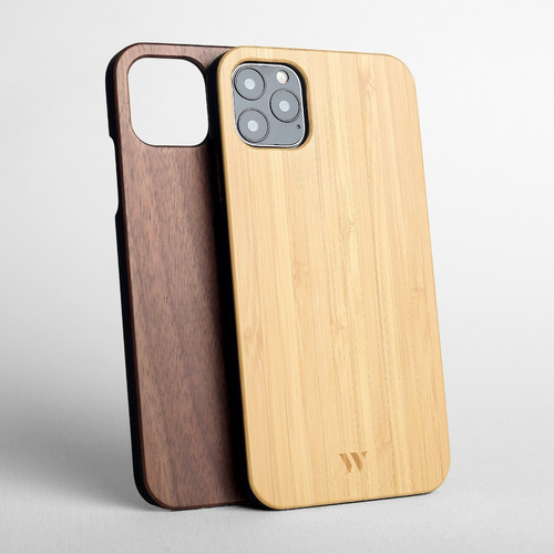 Funda Walden® Madera Real iPhone 11 / 11 Pro / Max Original