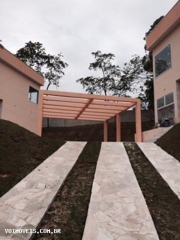Casa Em Condomínio Para Venda Em Cajamar, Capital Ville, 5 Dormitórios, 3 Suítes, 6 Banheiros, 4 Vagas - Cg013_2-509274