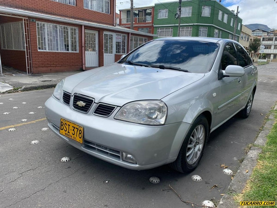 Chevrolet Optra Optra 1.8 At Full Equipo