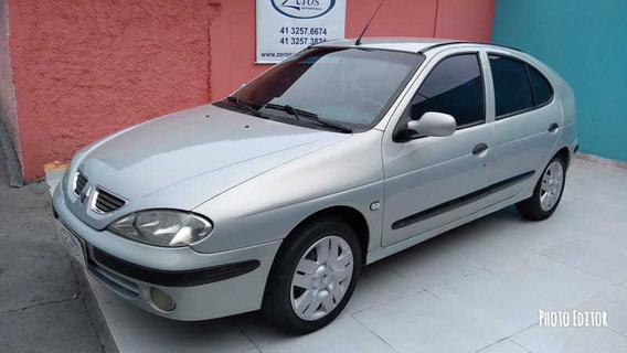 Renault Megane Hatch Expression 1.6 16v 2004