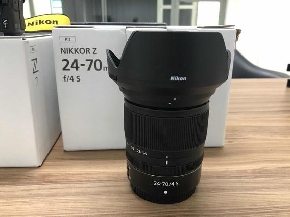 Nikon S Mirrorless 24 70 Mm F/4 Lente Do Kit