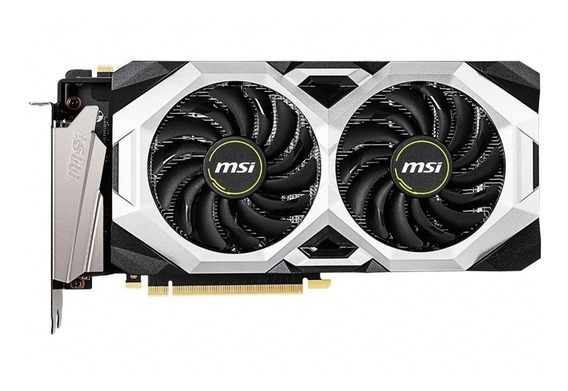 Placa de video Nvidia MSI GeForce RTX 20 Series RTX 2070 SUPER GEFORCE RTX 2070 SUPER VENTUS OC OC Edition 8GB