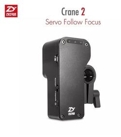 Motor Follow Focus Para Estabilizador Eletrônico Crane 2