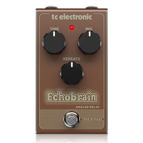 Pedal De Guitarra Analógico Tc Electronic Echobrain Analog