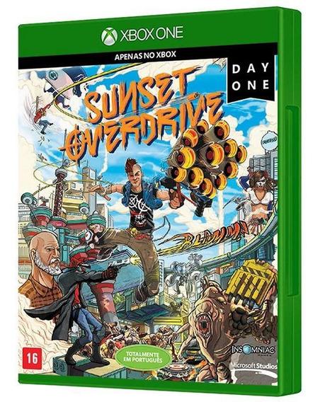 Sunset Overdrive - Xbox One - Mídia Física - Promoção!