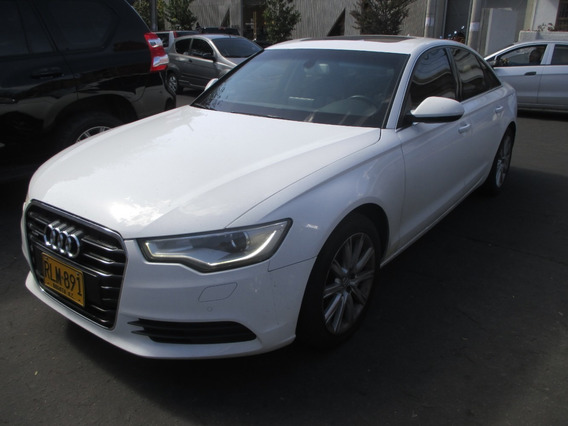 Audi A 6 3.0 T Quattro Blindado
