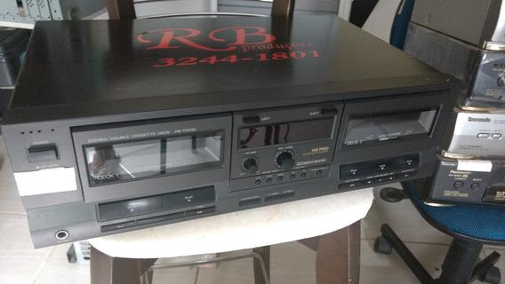 Tape Deck Technics Modelo Rs-tr 232 Usado Funcionando.