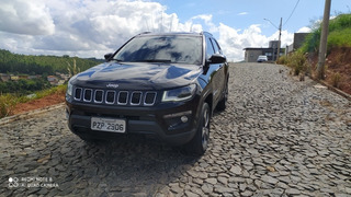 Jeep Compass 2017 2.0 Longitude Aut. 5p