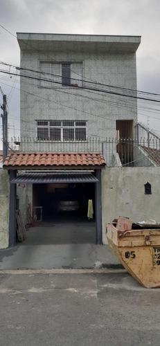 Sobrado Em Vila Capitão Rabelo, Guarulhos/sp De 294m² 3 Quartos À Venda Por R$ 488.000,00 - So359123
