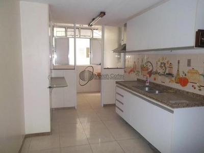 Lindo Apartamento, 4 Quartos, Sendo Um Suíte, Próximo Ao Campo De São Bento. - Al6840