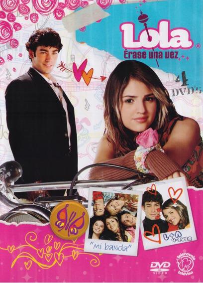Lola Erase Una Vez Eiza Gonzalez Aaron Diaz Telenovela Dvd