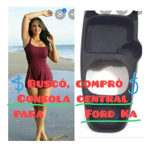 Ford Ka Consola Central