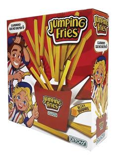 Juego De Mesa Ditoys Jumping Fries Papas Fritas Saltarinas