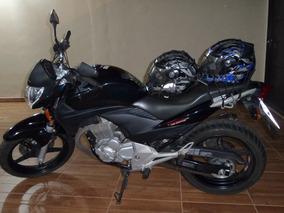 Honda Cb 300r - Moto De Mulher - Única Dona 2012/2012