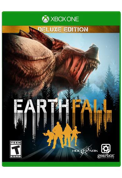 Jogo Earthfall Deluxe Edition Xbox One