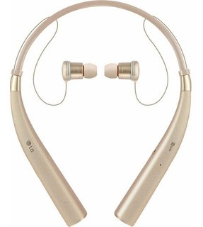 Auriculares Estéreo Inalámbricos Lg Tone Pro Hbs-780 Gold