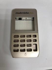 Carcaça Completa Moderninha Plus Dourada D190 Original