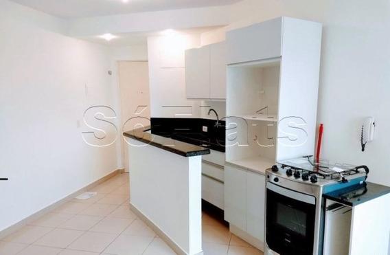 Apartamento Duplex Na Coberta Na Rua Oscar Freire - Sf30798